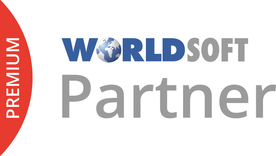Logo - WORLDSOFT Premium Partner